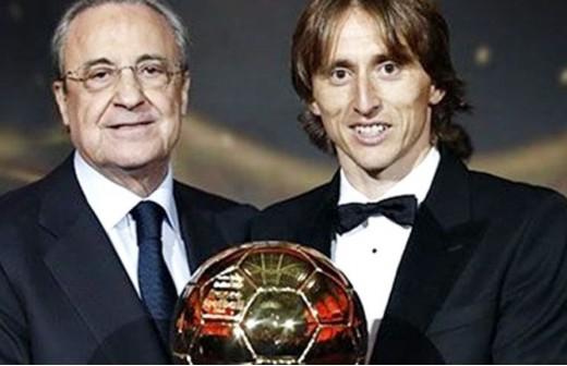 Florentino tiene clara su prioridad: Modric