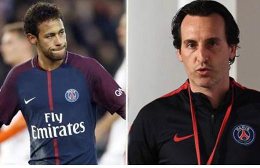 Emery se 'agarra' a un imposible con Neymar