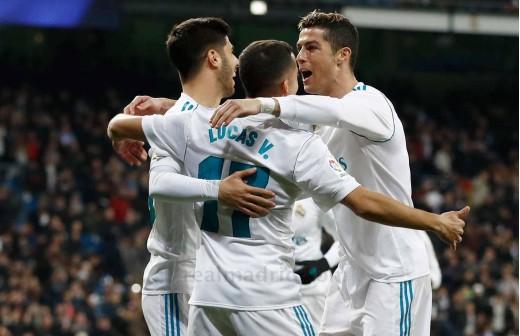 Zidane, con una duda en su '11' ante el Alavés