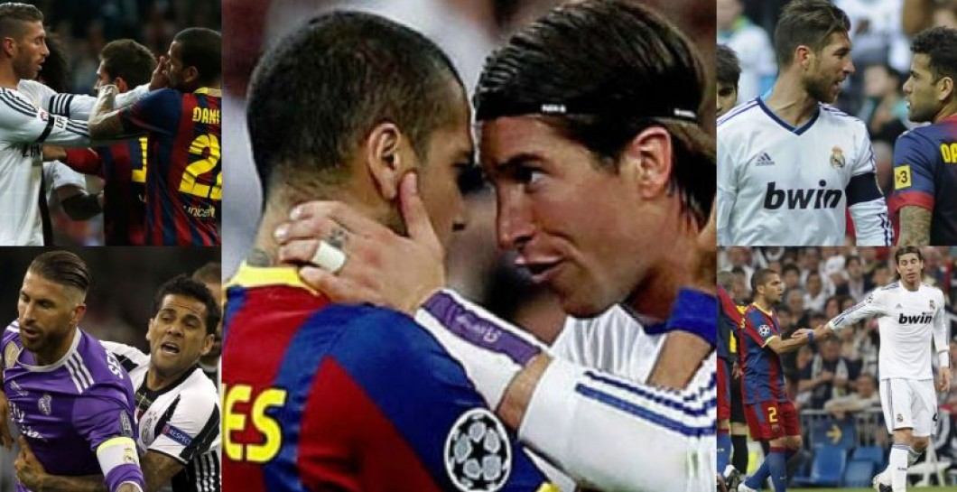 Sergio Ramos VS Alves