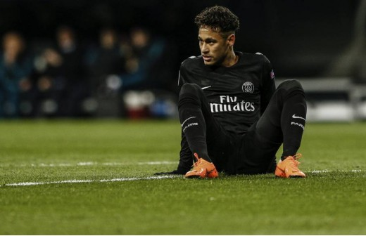 El ?trolleo? a Neymar tras perder en el Bernabéu