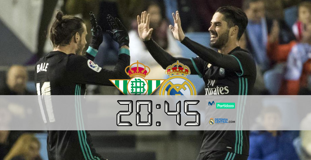 Previa Betis-Real Madrid