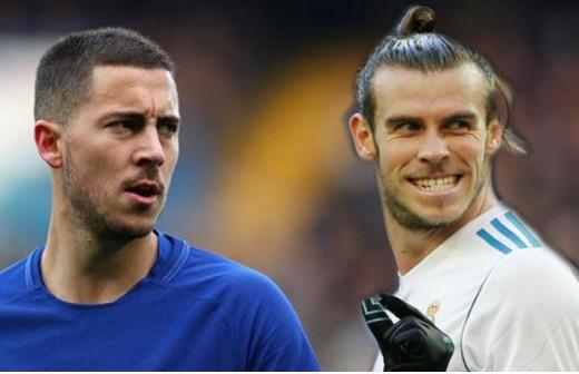 El Madrid seguirá con Hazard la 'estrategia Bale'