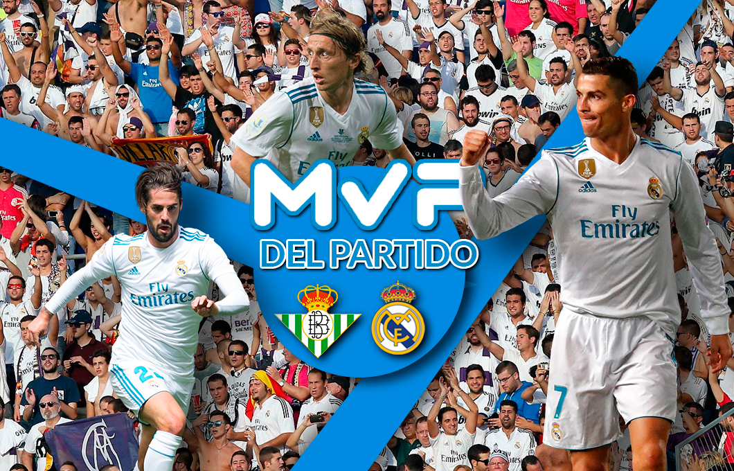 MVP del Real Madrid