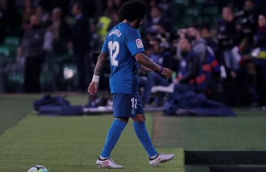 ¿Cuándo se conocerá el alcance de la lesión de Marcelo?