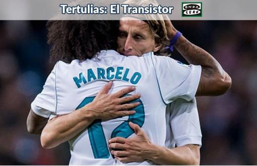 El Dr. González cuenta las opciones de Modric y Marcelo de estar en París