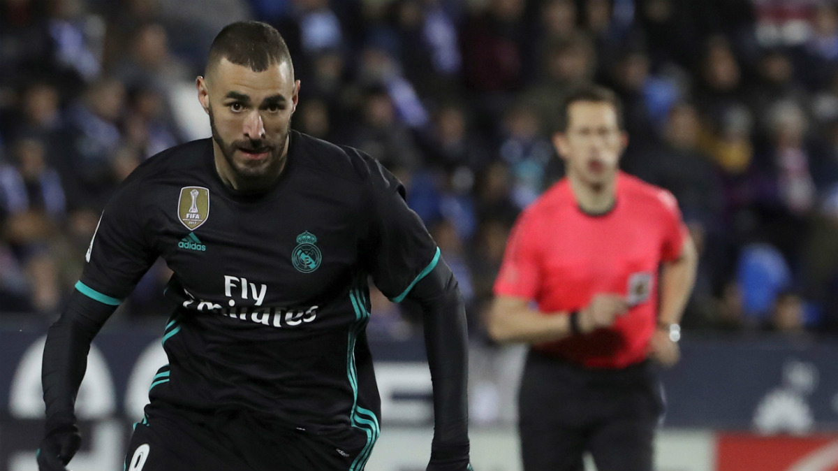 Benzema, Real Madrid