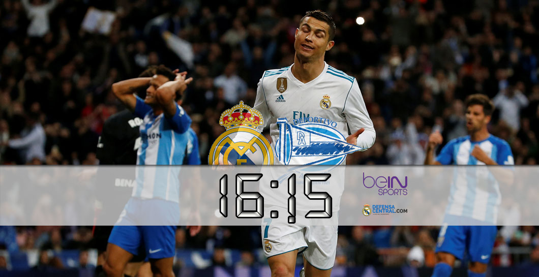 Real Madrid - Alavés