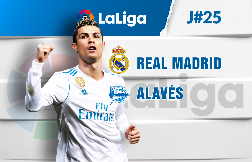 Directo Real Madrid-Alavés