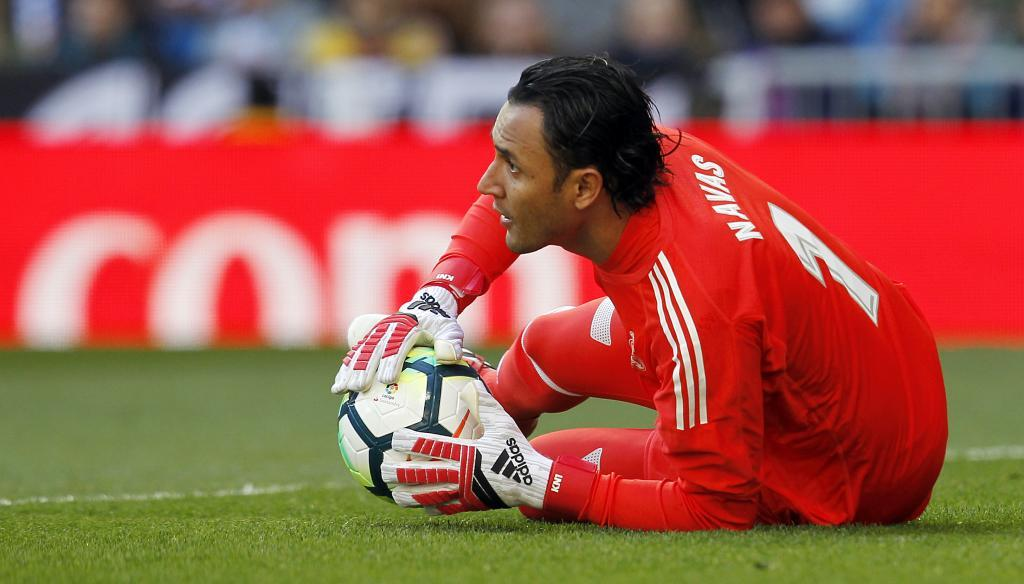 Keylor, Real Madrid