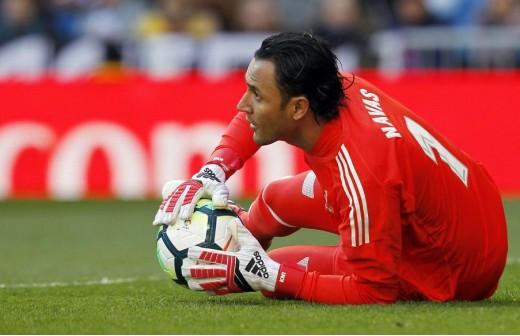 El Bayern intenta desestabilizar a Navas con un feo menosprecio