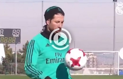 Sergio Ramos ya tiene en mente el partido en el que quiere volver