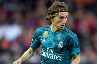 Modric, Valencia, Real Madrid