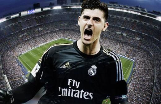 Courtois, pillado en España a la espera de su fichaje por el Madrid