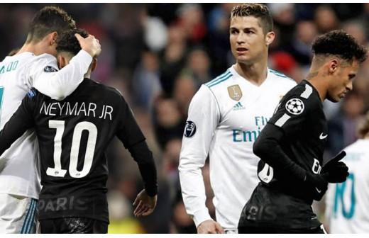 Así ven en el PSG la opción del intercambio Cristiano-Neymar