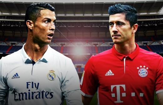 Cristiano-Lewandowski, ¿pueden jugar juntos en el Madrid?