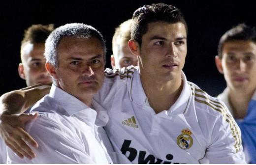 El 'palo' de Mourinho a la Juve por Cristiano