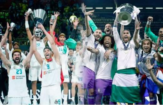 ¿Algún equipo ha ganado Champions y Euroliga el mismo año?