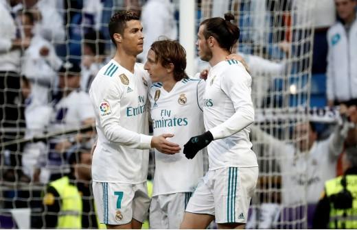 Cristiano, Modric y Bale, con la llave para ganar al Liverpool