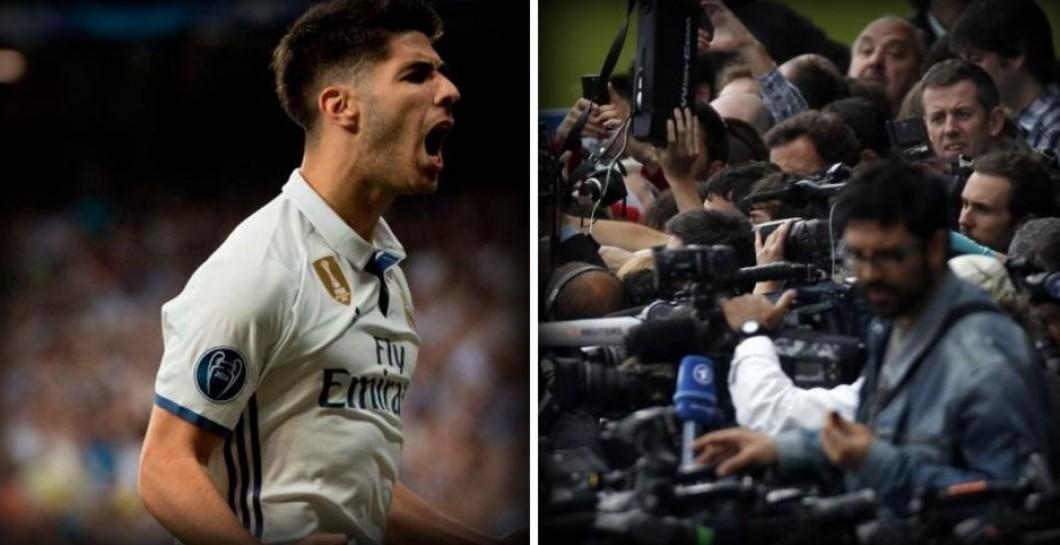 """Asensio: """"Real Madrid"""" yukini ko'tarib yurishga majbur emasman, mendan ham tajribali futbolchilar bor"""