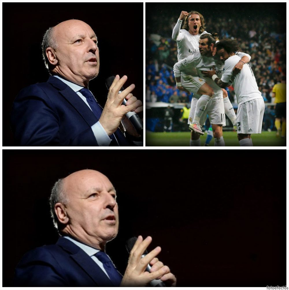 Marotta - Real Madrid