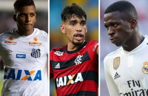 Tras Vinicius y Rodrygo el Madrid quiere a otro brasileño