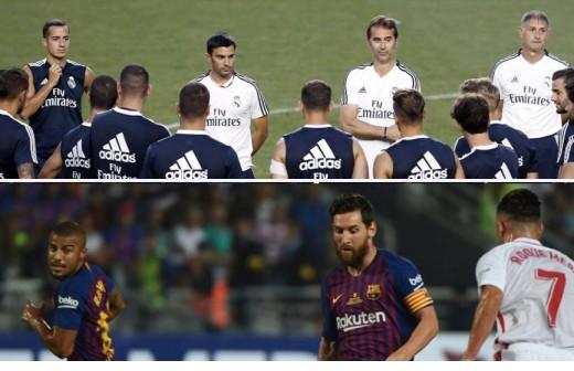 Noticia DC: la confianza que tiene el vestuario del Real Madrid