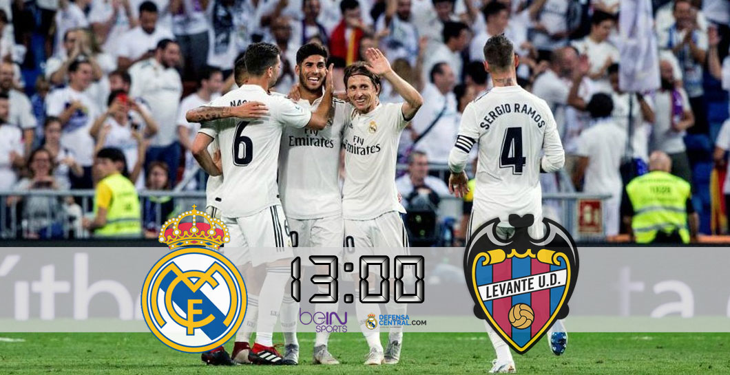 Previa Real Madrid-Levante