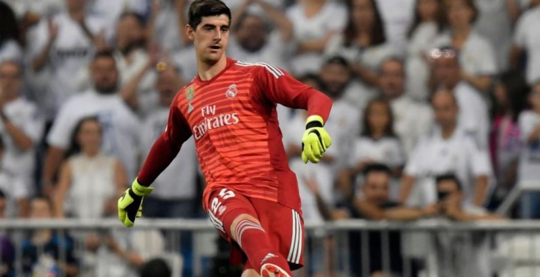 El Gran Sueño Que Tiene Courtois Con El Madrid Defensa Central