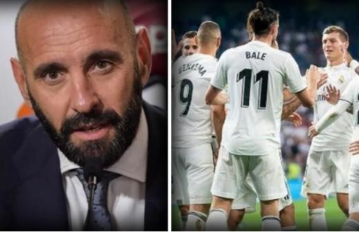 Monchi se pone la piel de cordero para medirse al R.Madrid