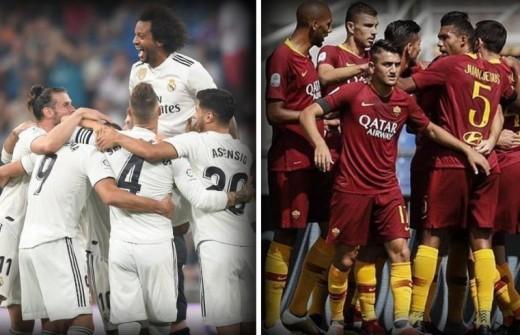 La batalla táctica del Real Madrid-Roma: así son los italianos
