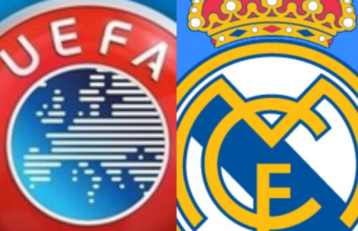 La UEFA vuelve a coronar al R.Madrid