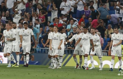 Este será el '11' del Real Madrid ante el Espanyol
