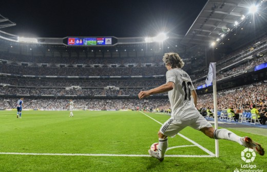Los retos de Modric para la 2018-2019