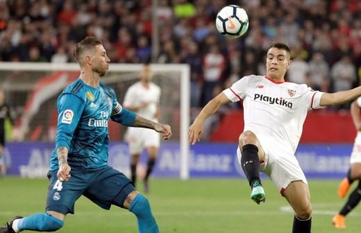 Sergio Ramos sí tiene amigos en Sevilla