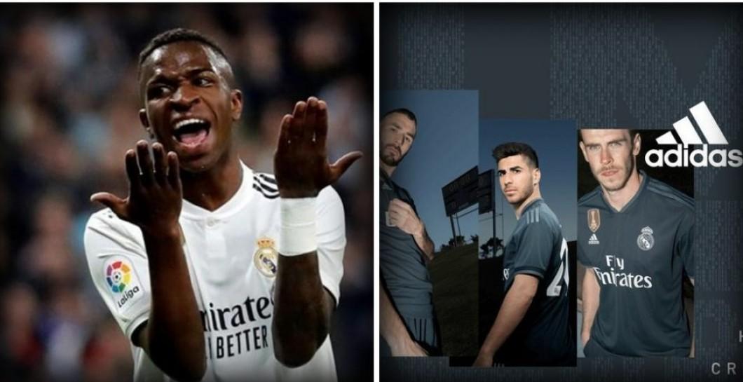 Obstinado Vacío Perenne  El millonario acuerdo Adidas-R.Madrid afectará a Vinicius | Defensa Central