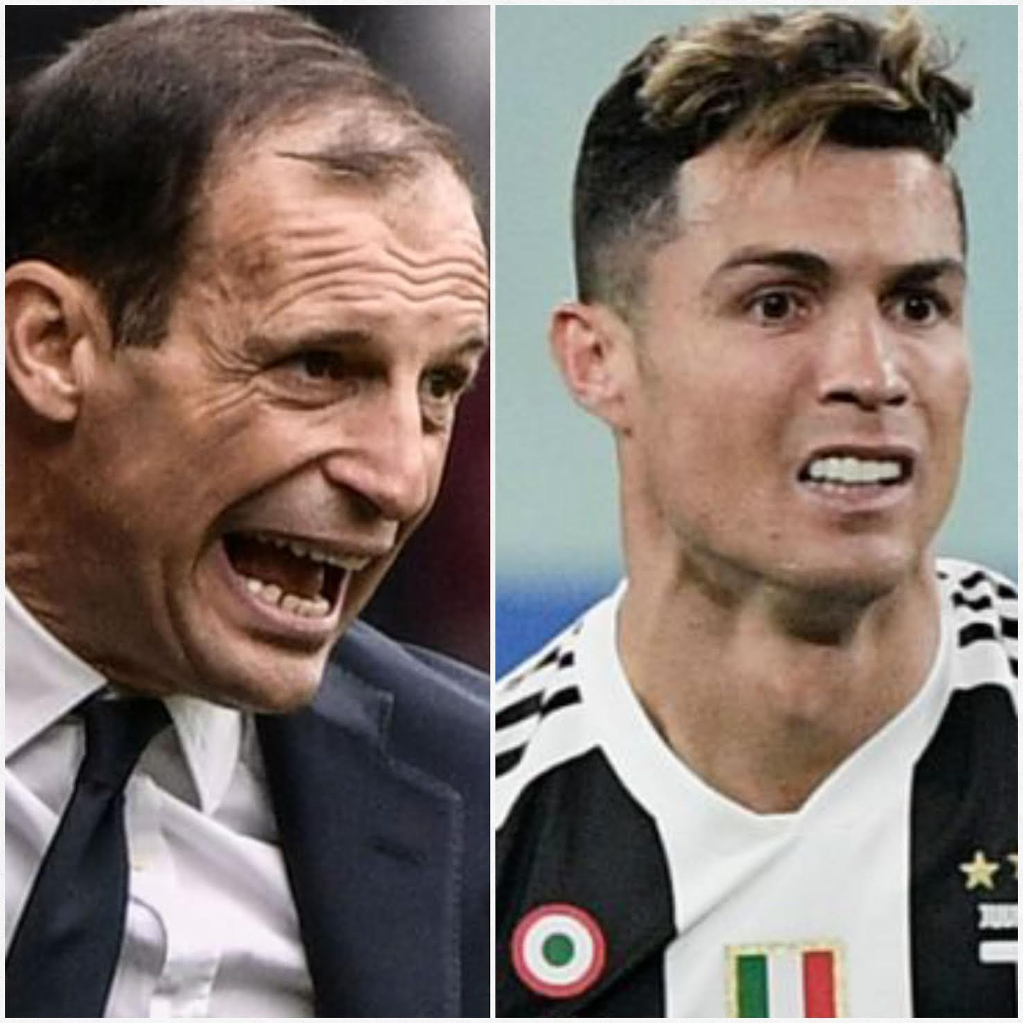 CR7-Allegri