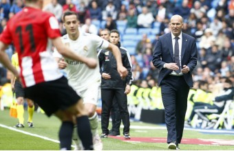 Zidane no pierde su gran racha ante el Athletic