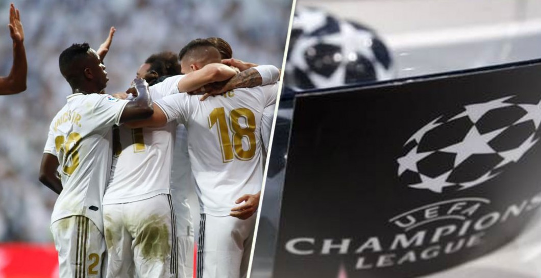 Real Madrid y Champions