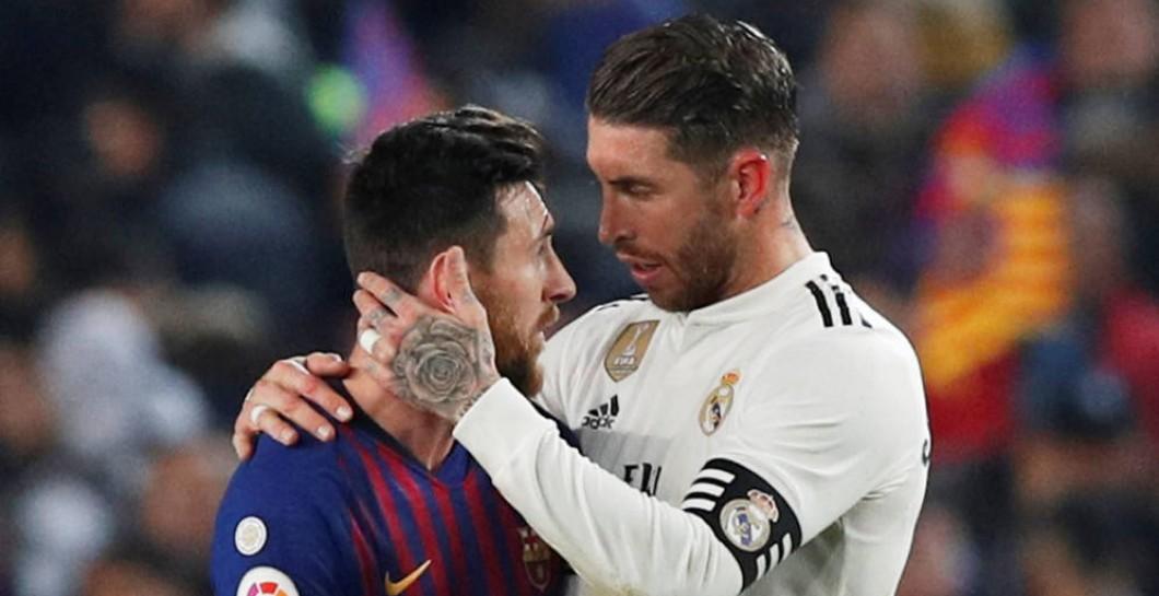 Imperdible! El secreto que le reveló Messi a Ramos | Defensa Central