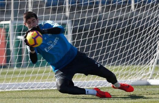 ¡Las tres novedades en el entrenamiento del Real Madrid!