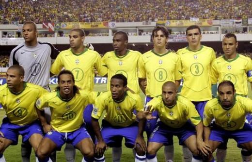"""La leyenda brasileña que augura """"historia"""" para Vinicius"""