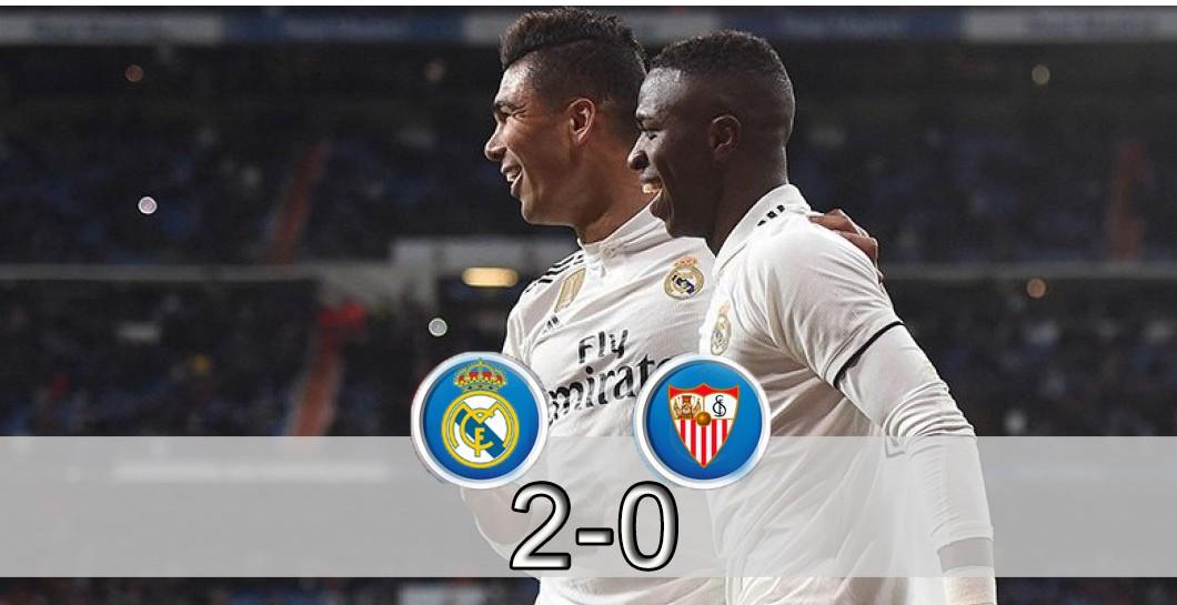 Celebration of Real Madrid