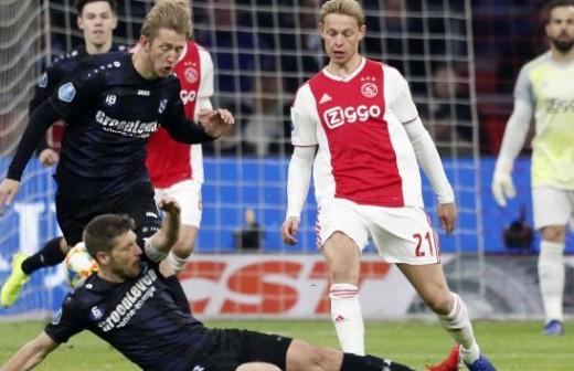 El Ajax, capaz de lo mejor y de lo peor