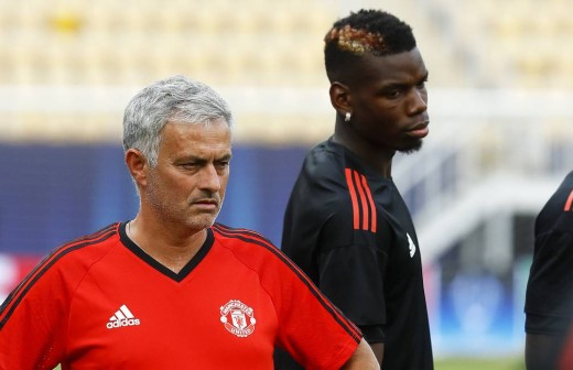 La 'roca' que aún une a Mourinho con Pogba