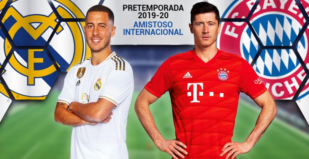 Bayern-Real Madrid