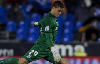 Noticia DC: el examen final del Madrid a Lunin