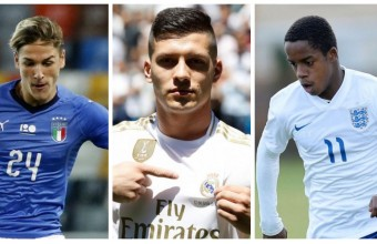 Los cracks del Europeo Sub21 que 'llaman' al Madrid