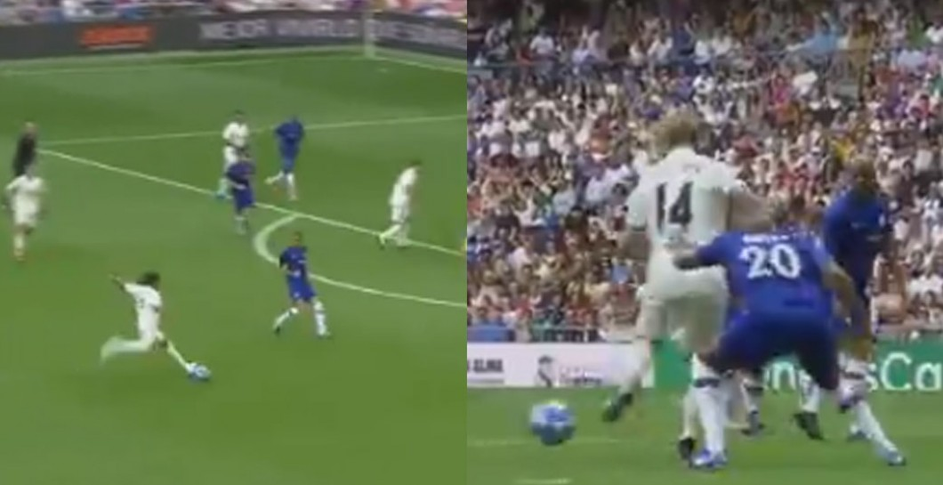 Real Madrid-Chelsea