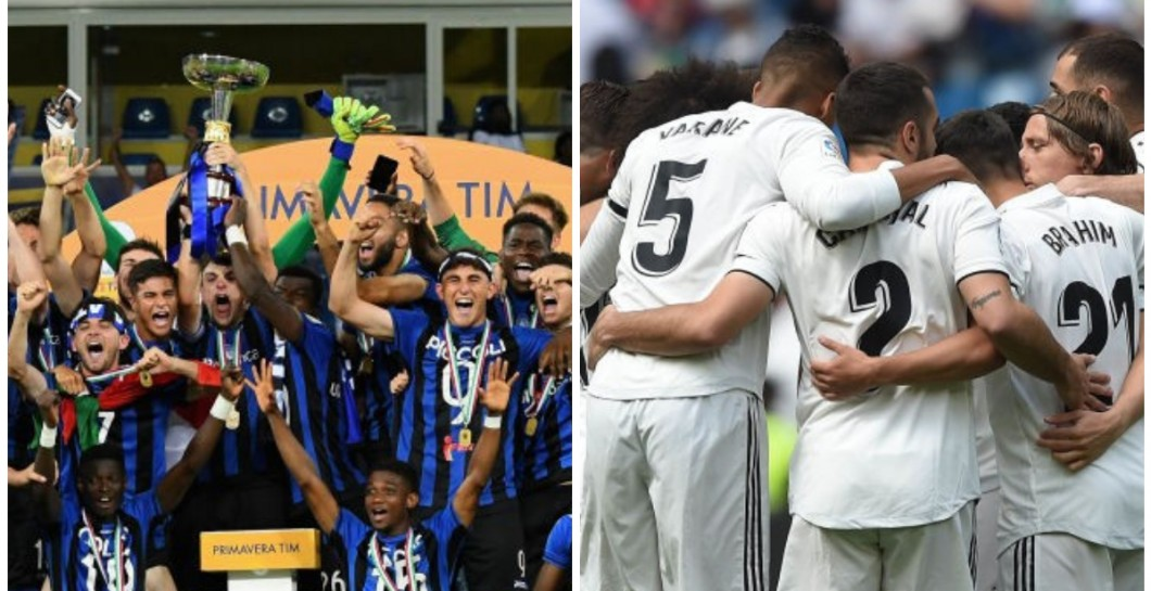 Atalanta y Real Madrid